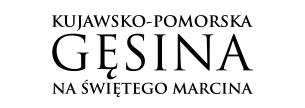 Baner Kujawsko-pomorska Gęsina na Świętego Marcina