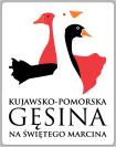 Kujawsko-Pomorska Gęsina Na Świętego Marcina Logo